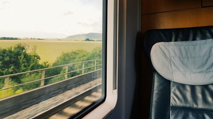 Railcoop train
