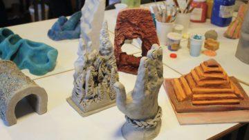 Atelier céramique prison Roanne