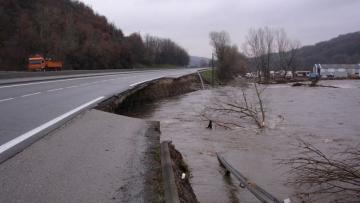 Inondations A 47 2003